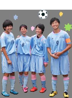 選手たちの笑顔