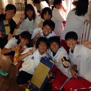 中学校女子サッカー部フェスティバル(写真5)
